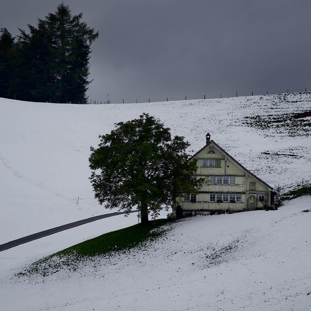 Appenzellerland, Okt 2013