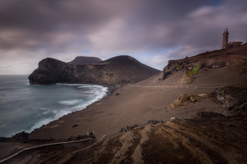 Vulkan Capelinhos