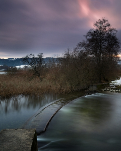 Greifensee, Dezember 2013