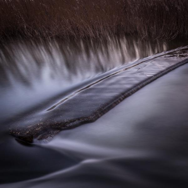 Greifensee, Abendstimmung, Fluss Glatt, Jürg Hut