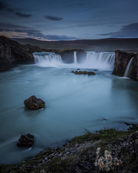 Godafoss Wasserfall
