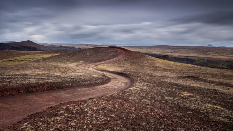 Nähe Hafragilsfoss