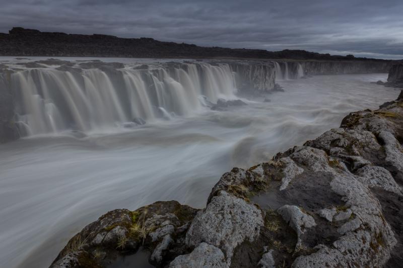 Selfoss Wasserfall