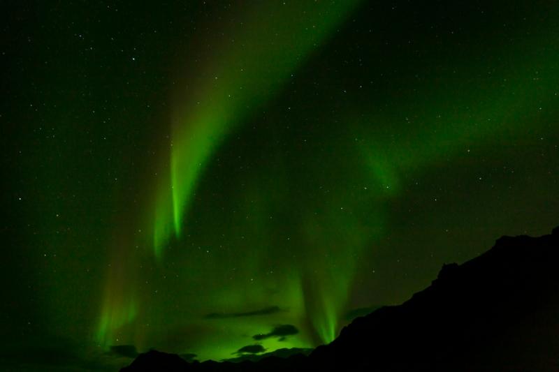 Aurora Borealis, Hali