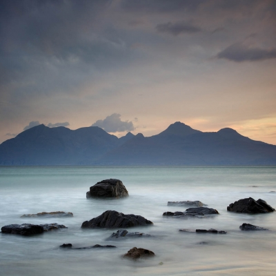 Isle of Eigg, September 2010