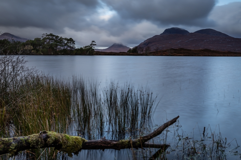 Loch Cul Dromannan